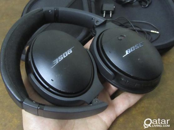 Bose qc35 series II headphones