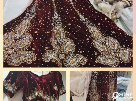 Beautiful  Velvet Dress !!