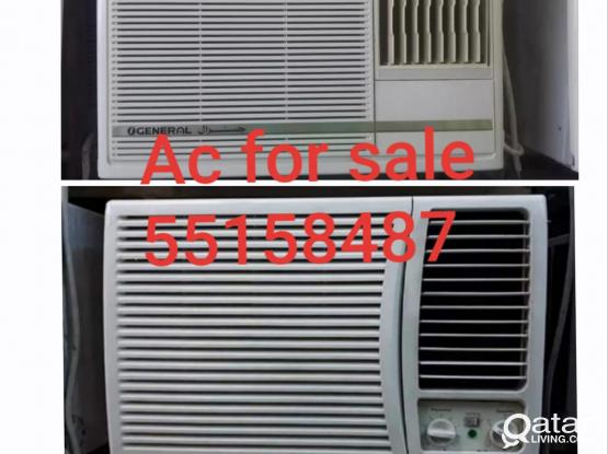 Good condition AC sale with installation, Repair and Service. Please call us anytime 55158487