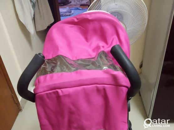 Well maintained good condition rarely used Juniors brand stroller only for 79 Contact me on 55092365