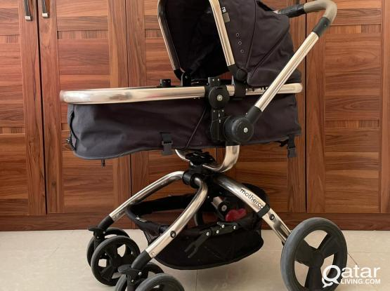 Stroller (85% OFF from 2,000 QR to 299 QR only) - Mothercare Orb Pram and Pushchair