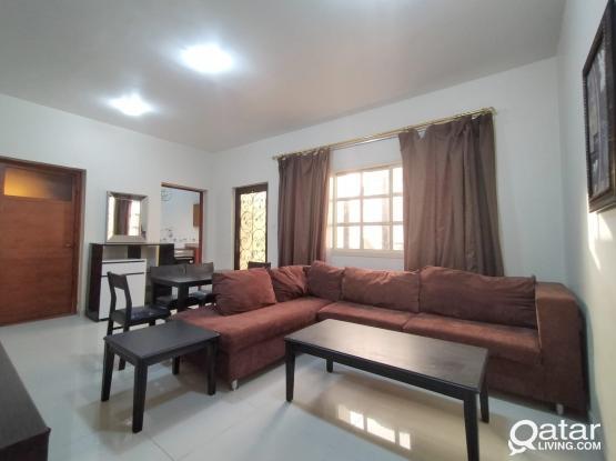 Furnished 2 Bedroom Apartment Ain Khalid