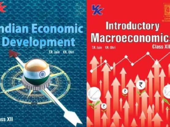 T.R JAIN economics
