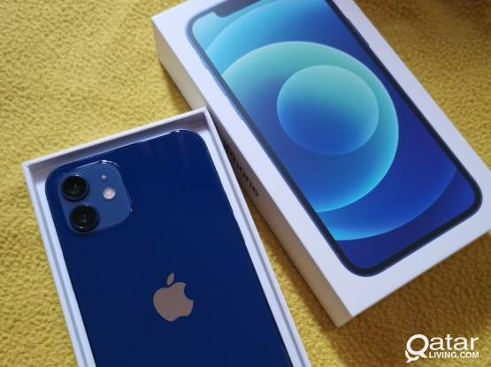 IPhone 12 Blue / 64 Only 5 Month Use