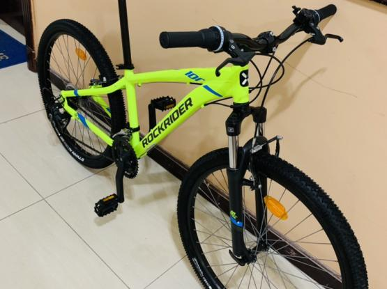 FOR SALE BICYCLE BTWIN ROCKRIDER