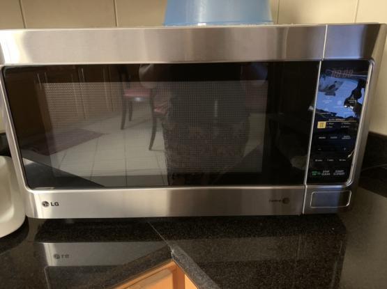 Large LG Microwave