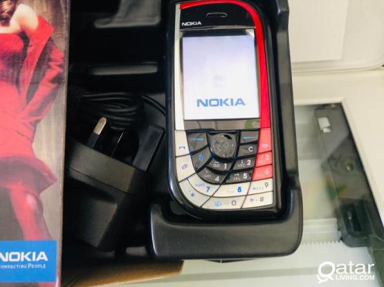 Classic Nokia 7610 New( Sealed)
