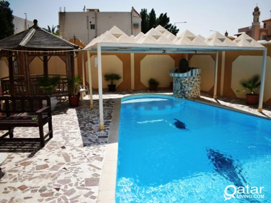 No Commission! 4 Bedroom compound villa for Family in Old Airport