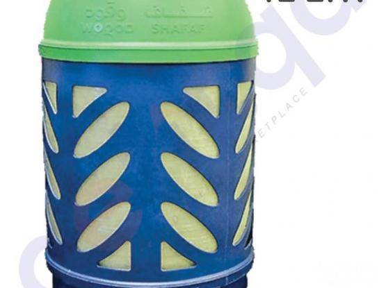12Kg Gas cylinder with Full Gas 3 pieces