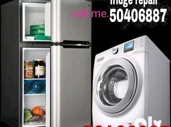 .50406887 Washing machine fridge repair