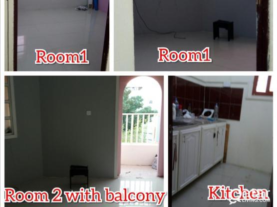 2 bedroom Hall Available Rayyan