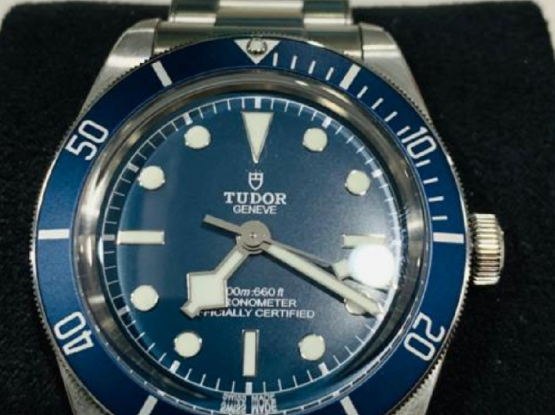 Tudor Blackbay 58