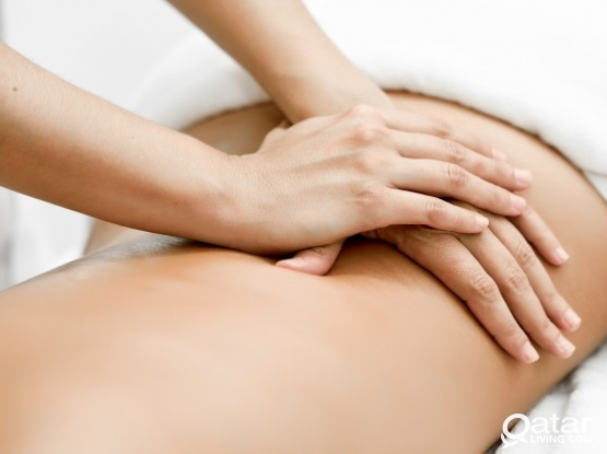 Full body massage services for male and female