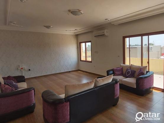 Species 2bhk semi furnished with balcony apartment, new salata near 03mall
