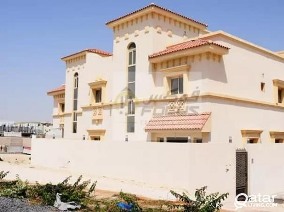 6 Bedrooms Bachelor Villa Available in Thumama
