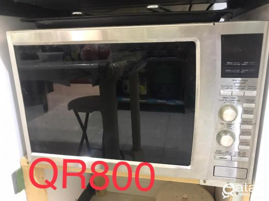 LG - MICROWAVE OVEN with CONVICTION