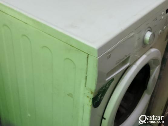 LG FRONT DOOR WASHING MACHINE FOR SALE@550