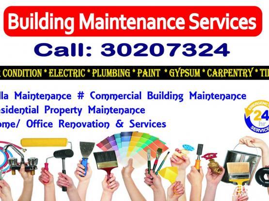 Building Maintenance Service