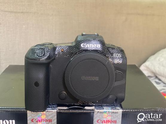 Canon R5+ RF USM L 24-105 LENS+128GB SD Card