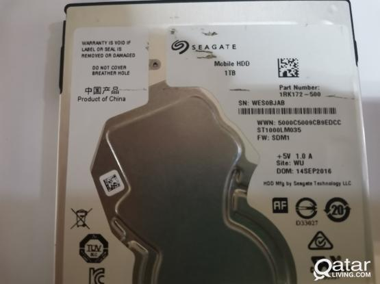 Laptop HDD - 1TB