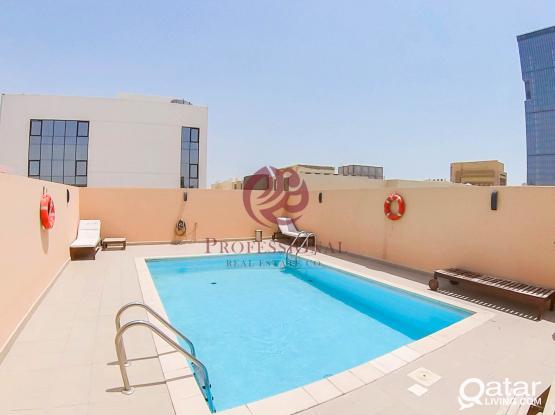 Furnished, 2 BHK Apartment in Bin Mahmoud 6,000