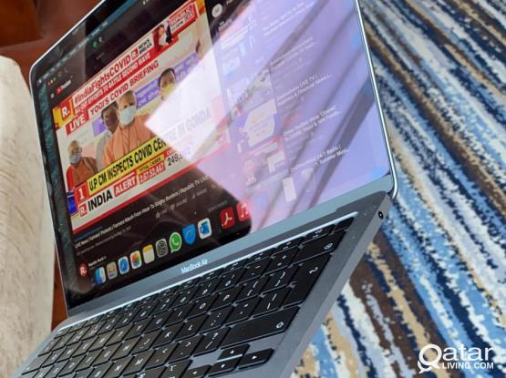 "Apple MacBook Air 2020 MWTK2 / Intel Core i3 / 8GB Ram / 256GB SSD/ 13"" – Space Grey"