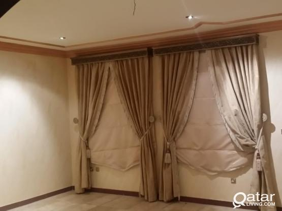 Fully Furnished Very Big studio@ Dafna QR:2500 for families