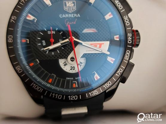 TAG HEUER Watch new..call directly seriius buyers only no whats app