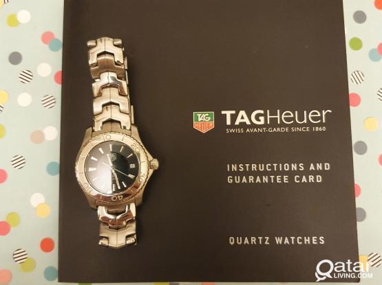 Tag Heuer Ladies Watch