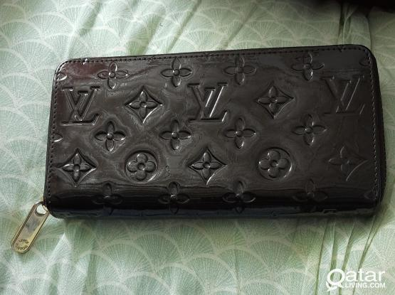 Original used LV wallet for woman