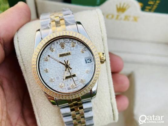 Rolex watch master