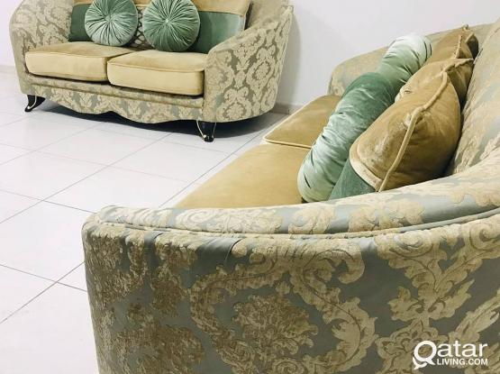 Home center Royal sofa 7 seater