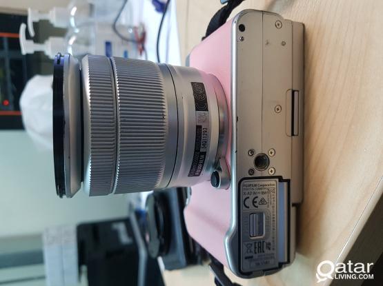 Fuji xa2 with 16-50 lens