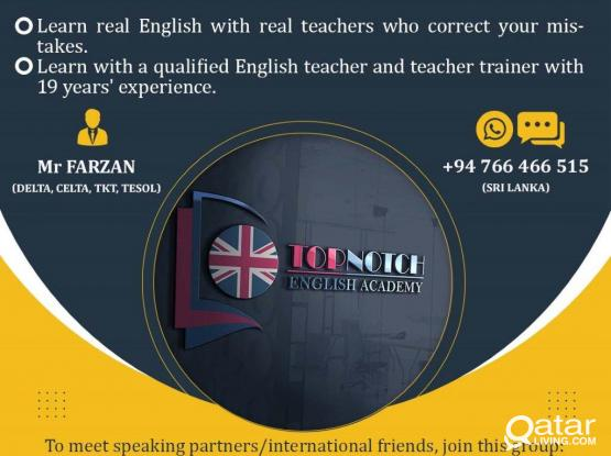 ENGLISH SPEAKERS'CLUB