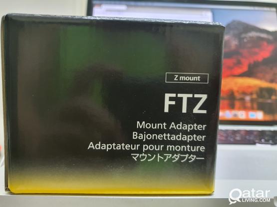 Brand New Nikon FTZ Adapter