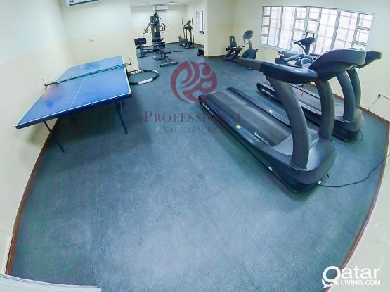 Furnished, 2 BHK Apartment in Bin Mahmoud Near Mannai Signal