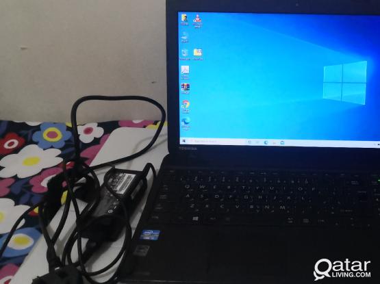 Laptop, i3 Intel, 4 GB Ram, 500 GB Hardisk