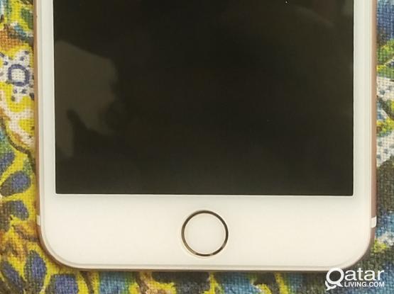 Iphone 6splus 128gb rose gold