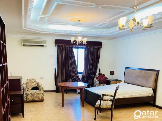 1 big bedroom fully furnished including all bill at westbay