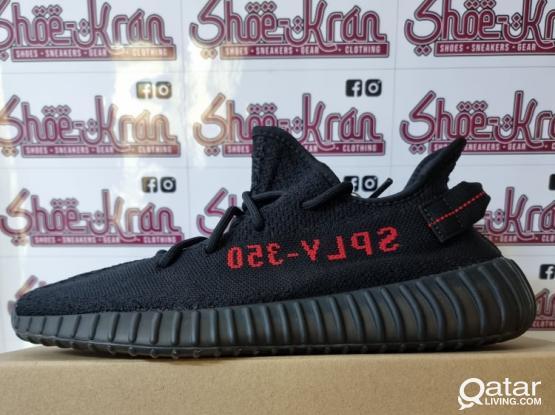 adidas Yeezy Boost 350 V2 Black Red / Breds