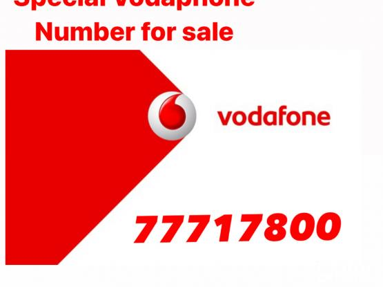 Special Mobile Number for sale