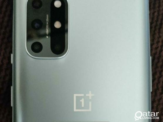 Oneplus 8T 5G (8GB + 128 GB) Silver