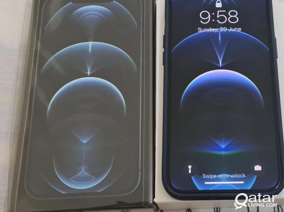 iPhone 12 Pro Max 128 GB Blue Color for Sale