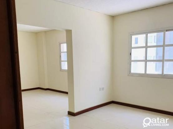 One bhk family flat for rent in new wakra near by Kim's Medical Centre