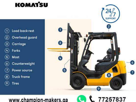 Forklift And Generator Service And Maintenance