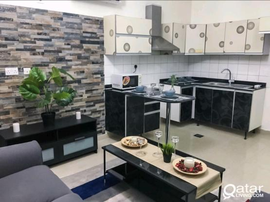 Budget Friendly Furnished Apartment In Muaither