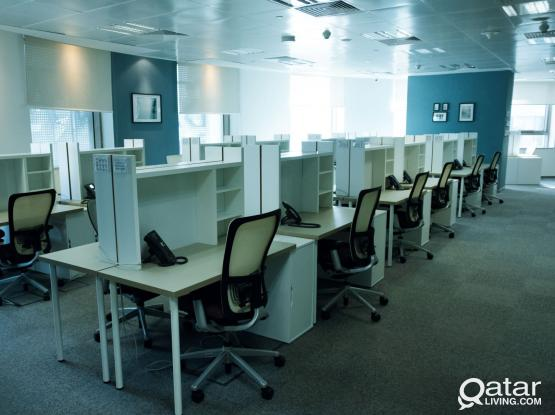 HURRY UP SUMMER OFFER OPEN SPACE OFFICES