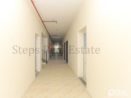 40 Rooms for Labors in very good condition
