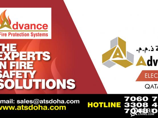 Advance Fire protection System, QCDD Certified Fire System Contractor