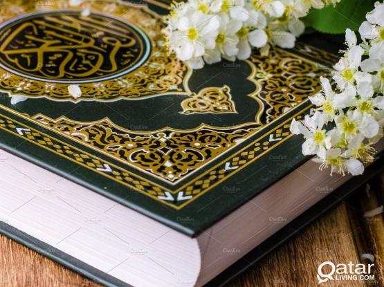 Authentic Qur'an tution Tajweed & Hifz in Wakrah